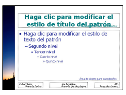 Ejercicio Práctico 3 power point 2007, 2010, 2013