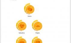 Lecciones para aprender Duolingo