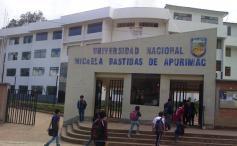 Unamba, Universidad Nacional Micaela Bastidas de Abanay-Apurímac