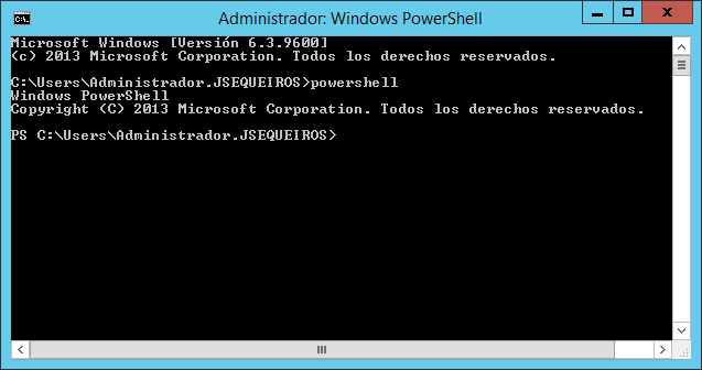 Como instalar .NET Framework 3.5 desde PowerShell en Windows Server 2012 R2