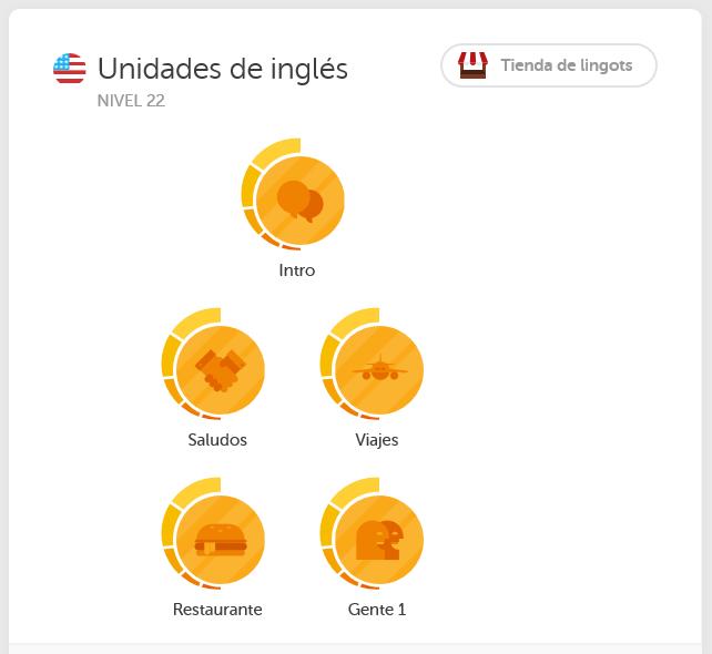Aprender un idioma de forma entretenida con Duolingo
