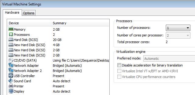 Volúmenes físicos, grupo de volúmenes y volúmenes lógicos en Linux Red Hat