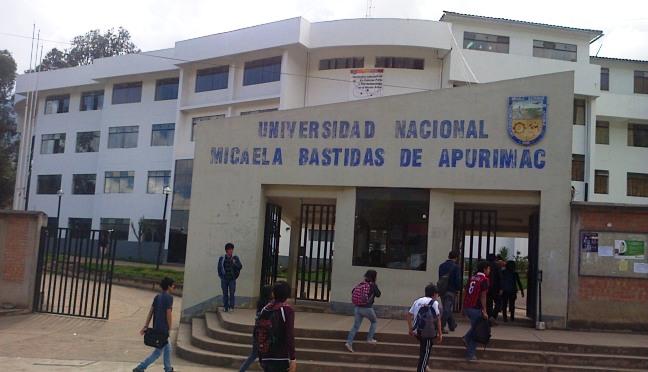 UNAMBA inicia clases académicas 2014-I